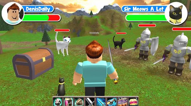 تنزيل لعبة Roblox للكمبيوتر مجانا برابط مباشر اخر اصدار