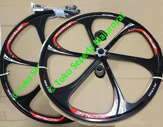 Wheelset Accrue Racing Magnesium Palang-6