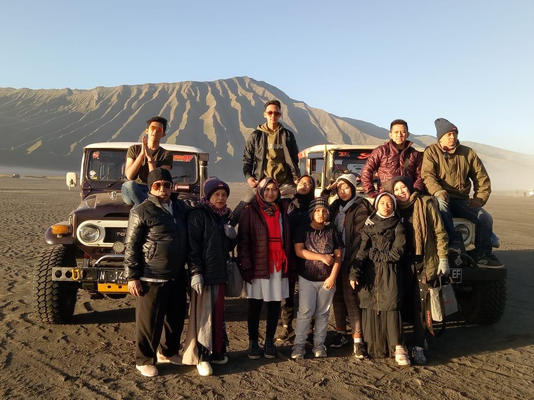 Paket Wisata Bromo Murah Dari Jakarta Travelling Jalan