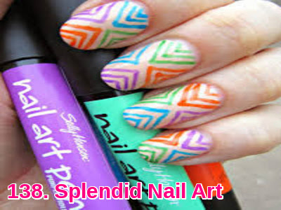 Splendid Nail Art