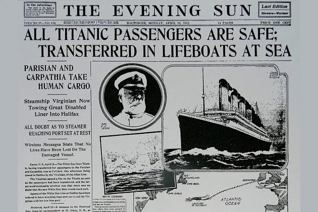 Quiz: Would You Have Survived The Titanic?