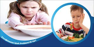 Çocuğunuzun İştah Problemi