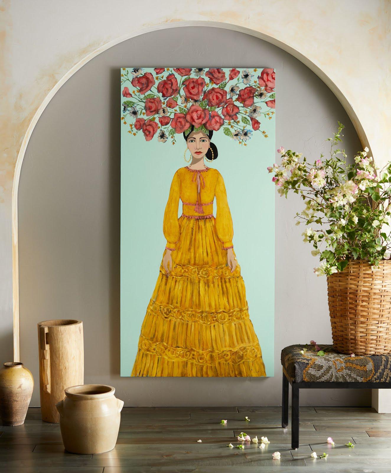 erika carter one of a kind painter sundance catalog