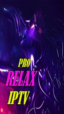 Relax IPTV APK Gratuit