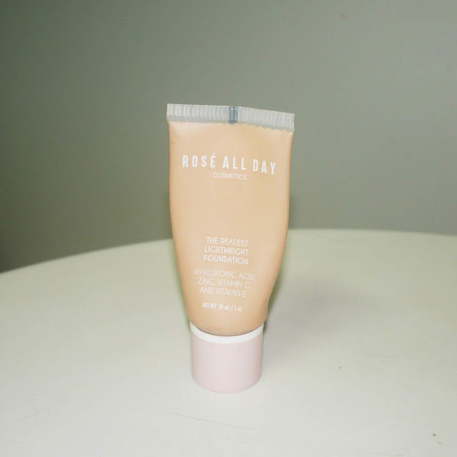 Rose All Day Foundation Review