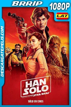 Han Solo: Una historia de Star Wars (2018) 1080p BRrip Latino – Ingles