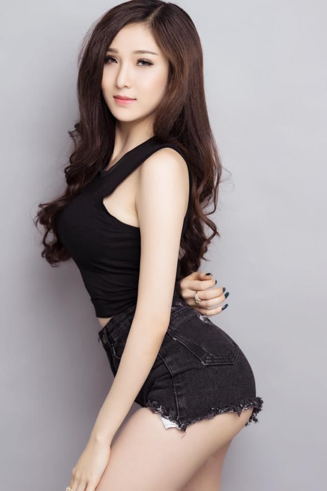 Gái xinh facebook hot girl Cao Phương Oanh