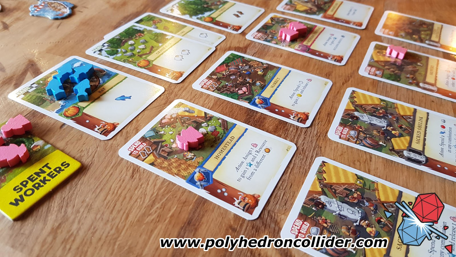 Imperial Settlers: Empires of the North First Thoughts Review Bunch of Drunkards