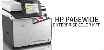 HP PageWide Enterprise 500 Drivers Download