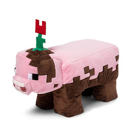 Minecraft Jay Franco Pig Plush