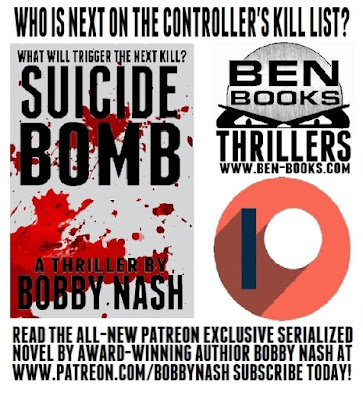 www bobbynash com: ARE YOU READING SUICIDE BOMB ON PATREON?
