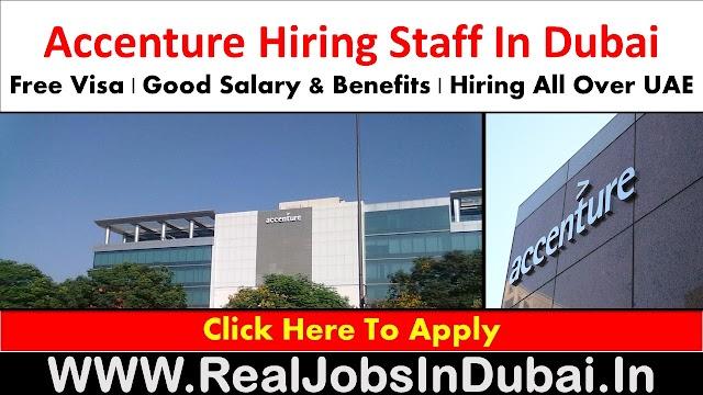 Accenture Careers Canada And UAE Jobs Vacancies 2021