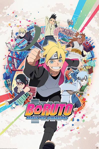 الحلقة 179 من انمي Boruto: Naruto Next Generations مترجم