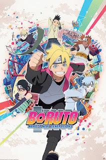 الحلقة 130 من انمي Boruto: Naruto Next Generations مترجم تحميل ومشاهدة