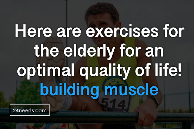 Here are exercises for the elderly for an optimal quality of life!