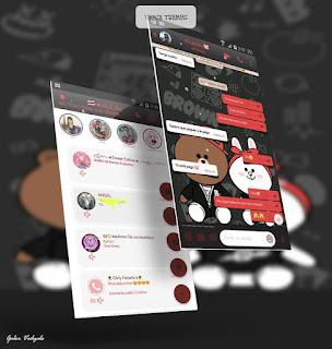 Teddy Bear 2 Theme For YOWhatsApp & Mix WhatsApp By Ale