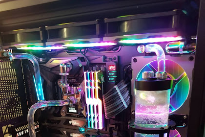 4 Rekomendasi CPU Cooler RGB Keren 2020