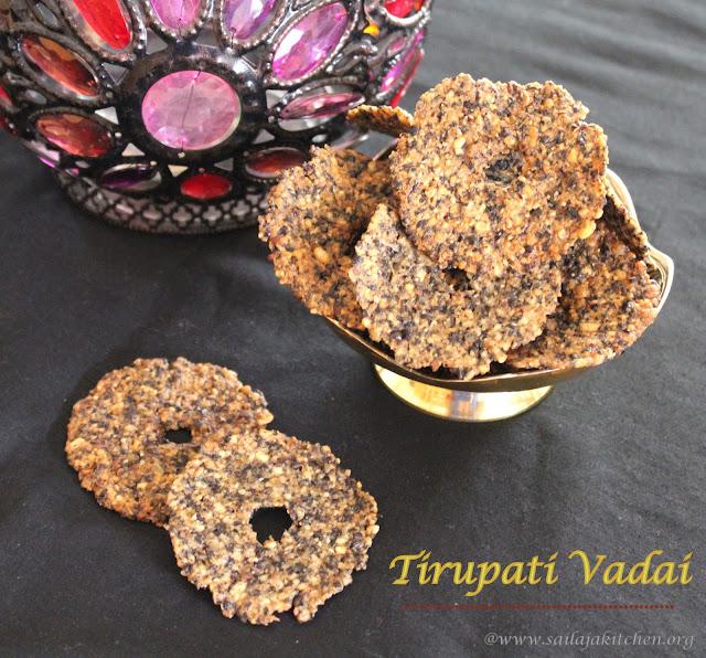 images of Tirupati Urad Pepper Vada / Tirupati Vada Recipe / Milagu Vadai  Recipe / Pepper Vadai Recipe / Whole Urad Dal Vada Recipe