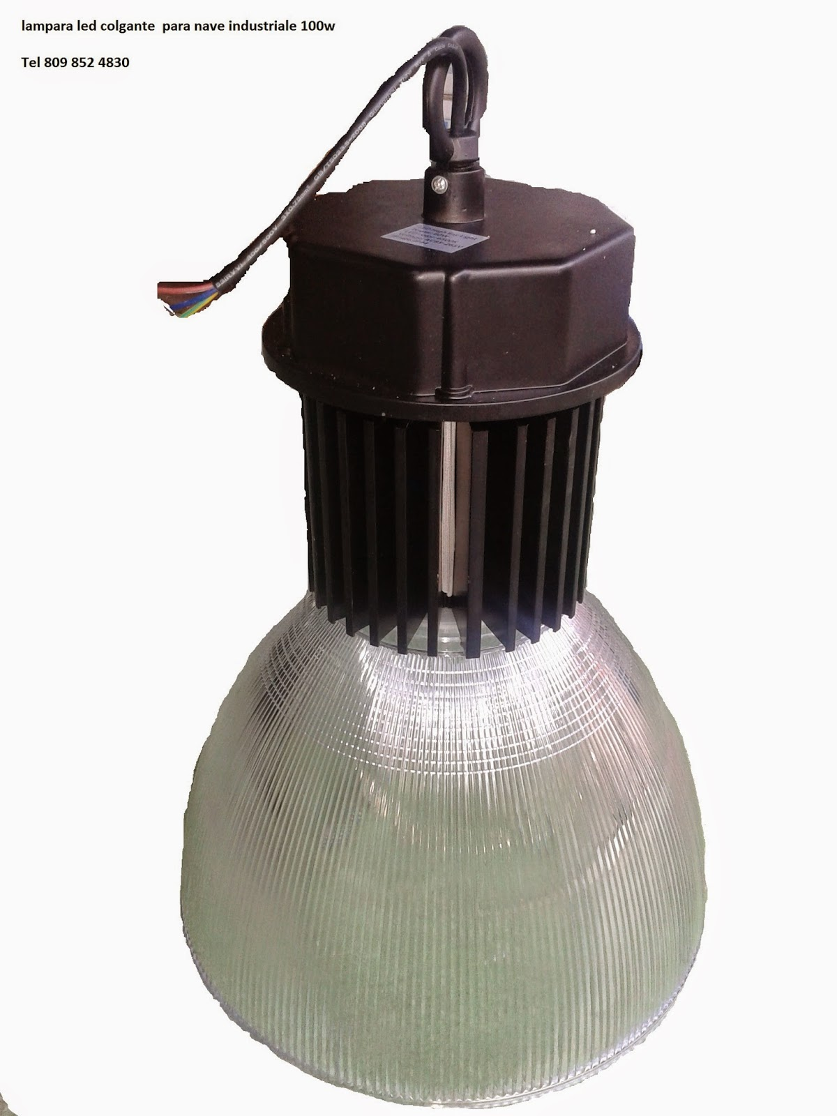 Lamparas De Led Industriales Lampara Led