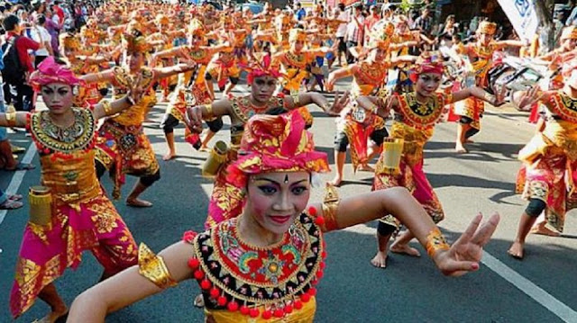 Menikmati Pesona Budaya di Festival Buleleng 2018