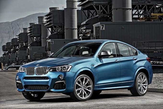 BMW X4, SUV Compact Ala Coupe Serharga 1,5 M