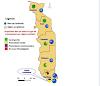 Coronavirus : Plus de 37 districts sanitaires sur 44 touchés