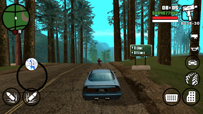 GTA San Andreas (SA) Lite Apk+Data For Android