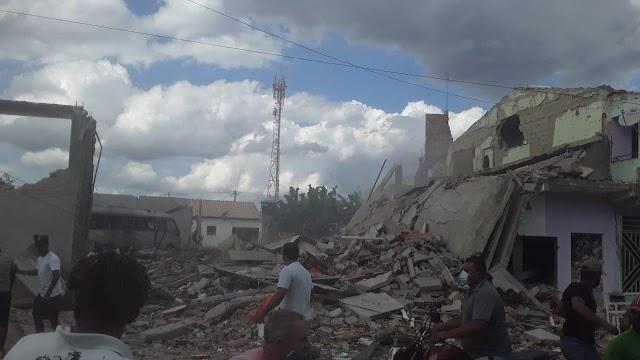 Explosão em fábrica de fogos de artifício deixa duas pessoas mortas em Crisópolis