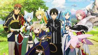 Download Sword Art Online Season 2 720p Dual Audio Eng Sub
