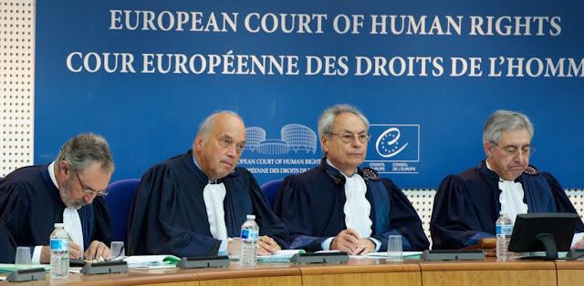 Juicio del Tribunal Europeo de Derechos Humanos