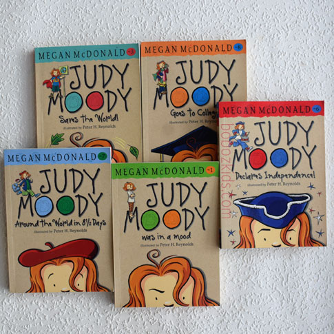 Judy Moody Books available in Port Harcourt, Nigeria