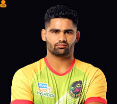 Pardeep Narwal biography, pardeep narwal wikipedia, pardeep narwal pro kabaddi player, dubki king pardeep narwal, age of pardeep narwal