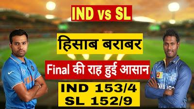 भारत ने श्रीलंका को निदास ट्रॉफी के चौथे टी-20 में 6 विकेट से हराया