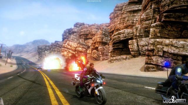 Road Redemption pc imagenes