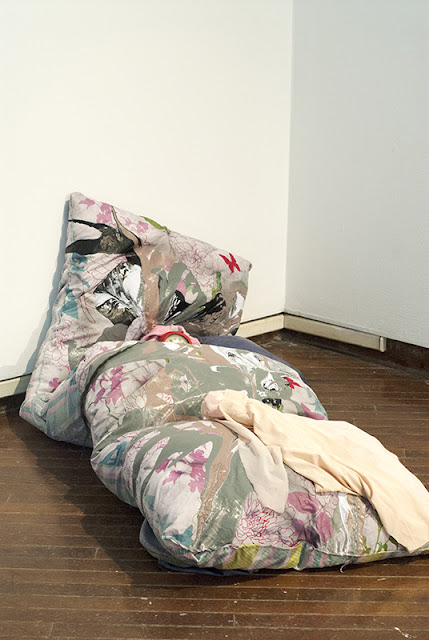 Kerry Cox Bed Sculpture