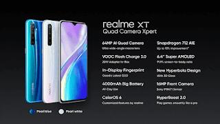 Harga dan Spesifikasi Realme XT