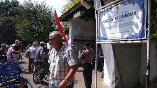 Kota Cirebon Kedatangan Turis Mancanegara