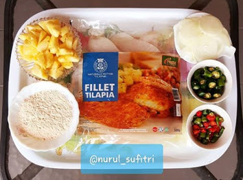 resep ikan fillet tilapia regal springs nurul sufitri travel lifestyle blogger culinary