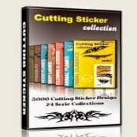 Kumpulan Desain Cutting Sticker Motor & Mobil Keren !!