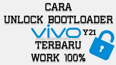 Cara Unlock Bootloader dan Pasang TWRP For Vivo Y21