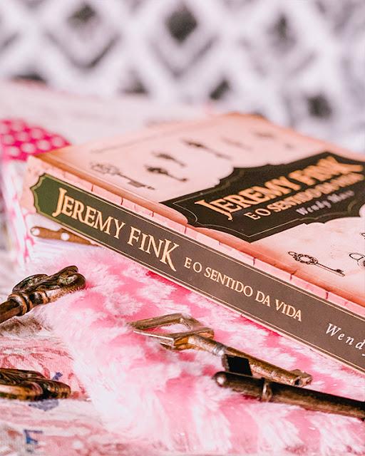 Jeremy Fink e o Sentido da Vida - Wendy Mass