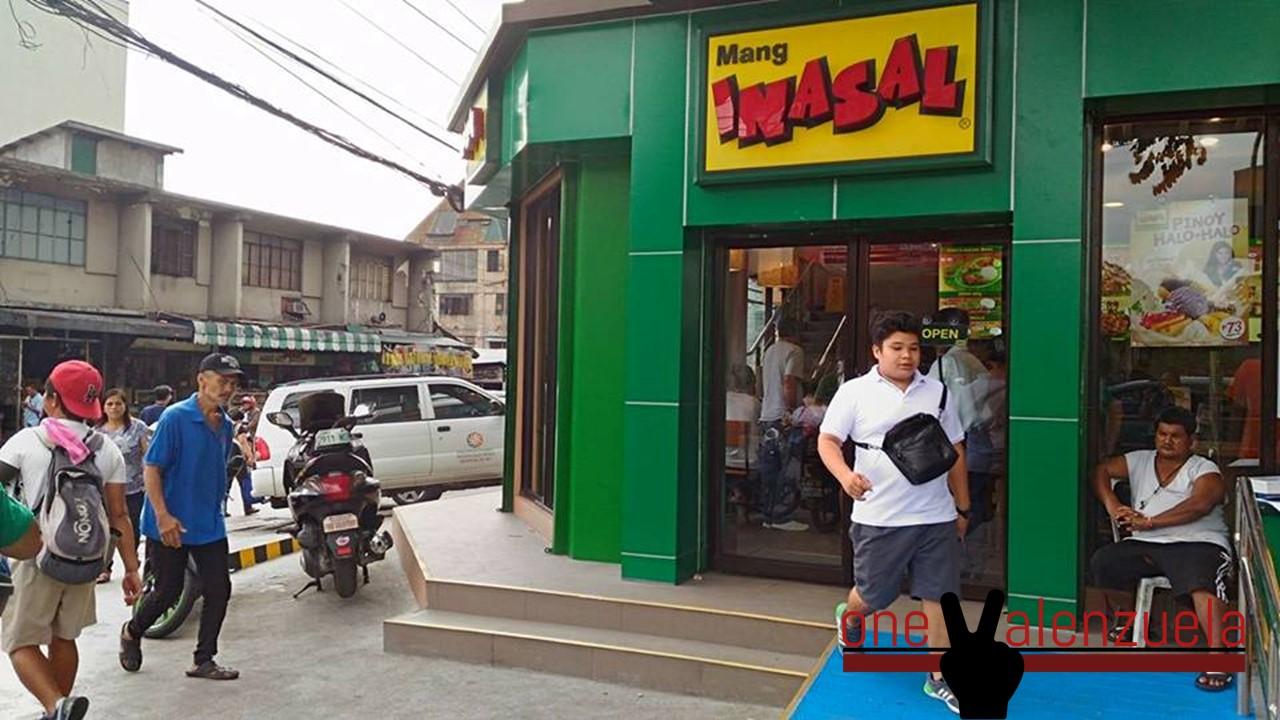One Valenzuela: Finally back! Mang Inasal at Malinta, Valenzuela City