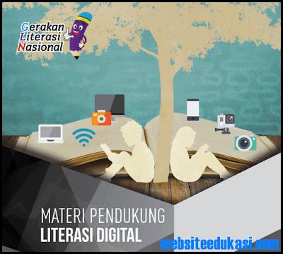 Buku Literasi Digital (Materi Pendukung GLN)
