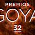 Gana un Pack de 10 películas con la Quiniela Goya 2018
