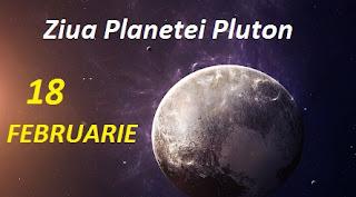 18 februarie: Ziua Planetei Pluton