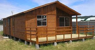 Casas Prefabricadas Modelo Panguipulli I 44 Metros cuadrados