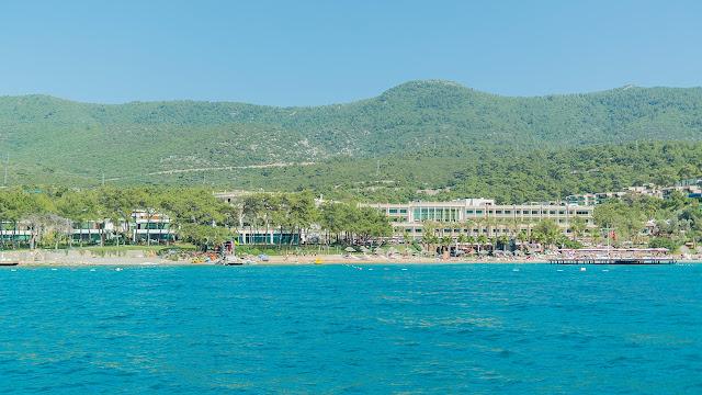 Турция Торба отель Vogue Hotel Bodrum