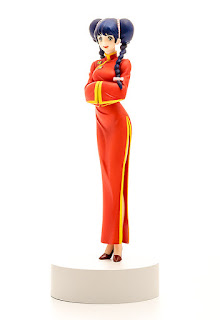 "PLAMAX MF-20: minimum factory Lynn Minmay Chinese Dress Ver. de ""Macross"" - Max Factory"