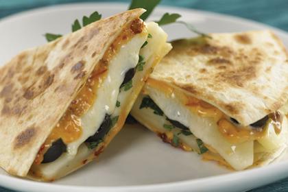 Beef and Mozarella Tortilla Recipe