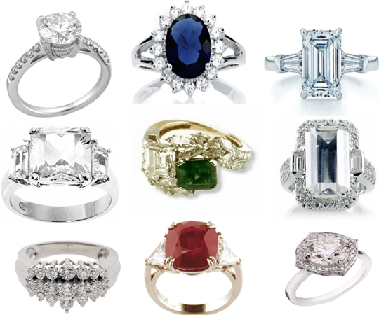 Luxury Life Design: World's Most Expensive Engagement Rings